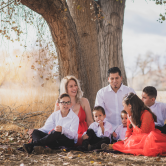 Mojave Narrows Park Family photoshoot Victorville California with Jake Shoots People